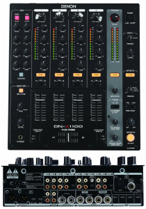 An impressive and one of the best DJ mixers out there