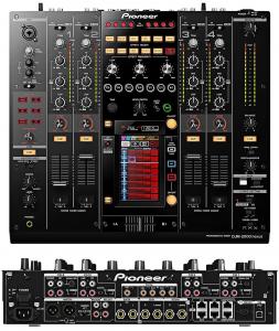 One of the craziest DJ mixers we've ever seen