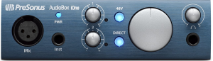 A very solid audio interface, simple too