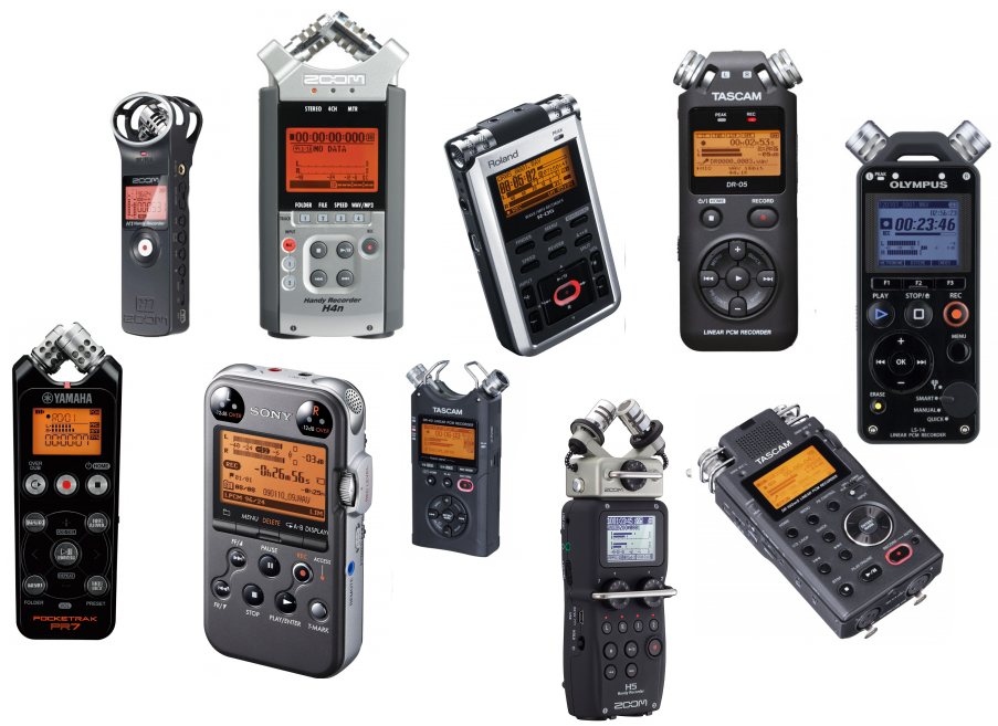 the top 10 best portable audio recorders the wire realm