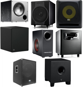 We guide you to the best studio subwoofer available