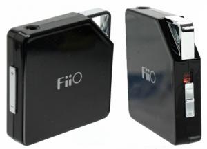 A sleek, affordable headphone amplifier