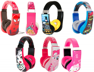 One of the best headphones for kids in terms of looks