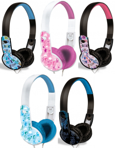A nice pair of headphones for kids