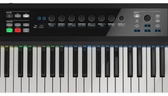 Native Instruments Kontrol S61 MIDI Keyboard Review