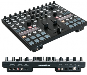 A different approach to DJ controllers