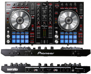 A best of a DJ controller