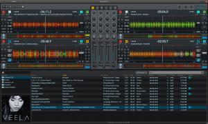 An alternative DJ software