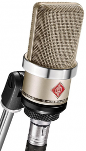 The Porsche of microphones