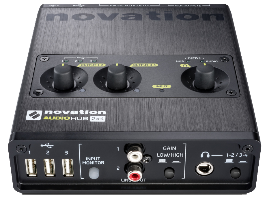 Our review of the new USB Hub and Interface by Novation