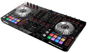 A beast of a DJ controller