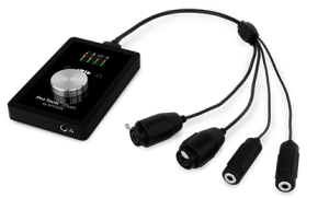 The Apogee Avid Pro Tools Duet ins and outs