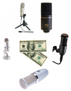 Our review of the top best condenser microphone under 200 bucks