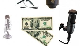 The Best Condenser Microphones Under $200