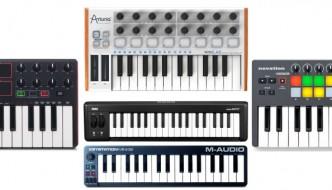 The Best Compact Mini MIDI Keyboard Controller