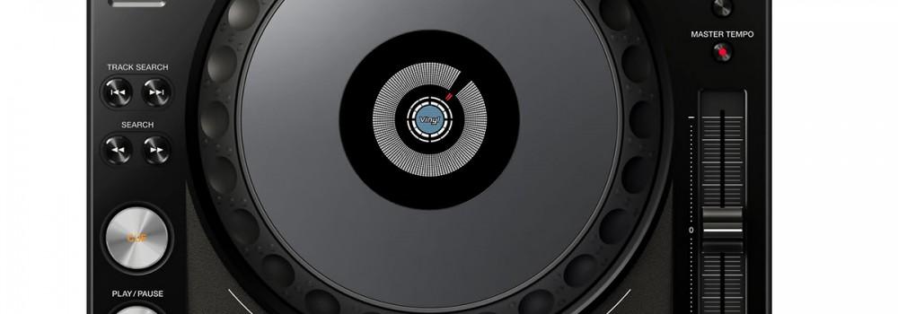 pioneer xdj 1000 turntable dj deck review. Black Bedroom Furniture Sets. Home Design Ideas