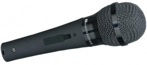 A decent quality karaoke mic