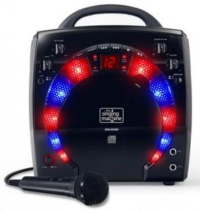 karaoke kid machine