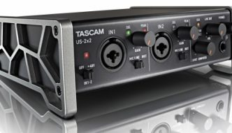 Tascam US-2×2 USB Audio Interface Review