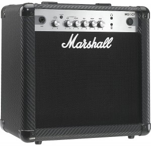 A solid guitar amp for the money by Marshall