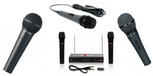 What is the best karaoke microphone?