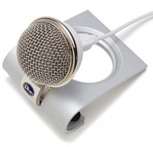A solid budget-friendly Blue mic