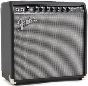 A beastly guitar amp for a lot of power