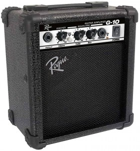 A decent budget-friendly guitar amp