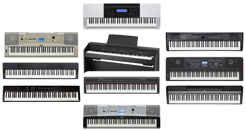 We review the top 10 best digital pianos in the market today