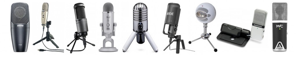We review the 10 best USB mics in the market