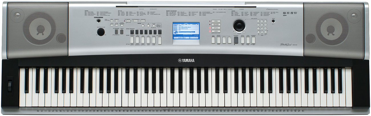 The top 10 best digital pianos on the planet the wire realm for Yamaha piano keyboard models
