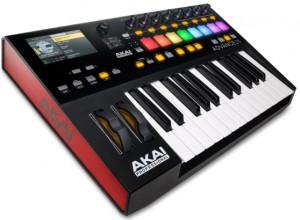 A solid MIDI controller