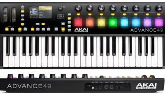 Akai Advance 49 MIDI Keyboard Controller Review