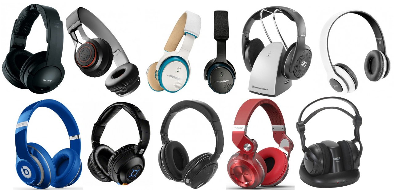 the top 10 best wireless headphones for the money the wire realm. Black Bedroom Furniture Sets. Home Design Ideas
