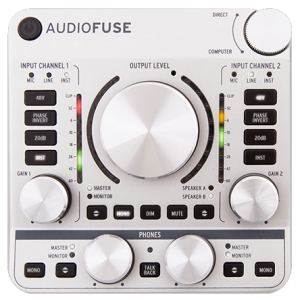 We review the new AudioFuse by Arturia