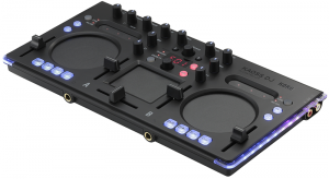 A nifty DJ controller for those on a budget