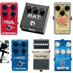 The Top 10 Best Guitar Pedals in the Market
