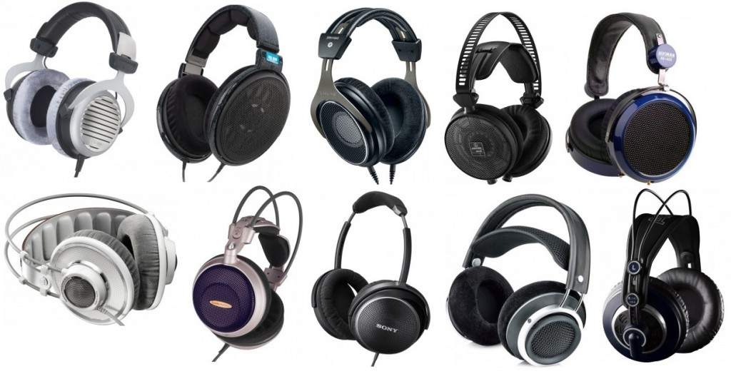 We review the top best open-back reference headphones