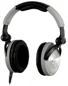 A solid pair of closed-back studio headphones