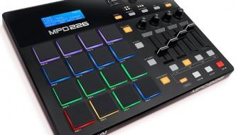 Akai MPD226 MIDI Pad Controller Review