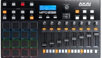 Akai MPD232 MIDI Pad Controller Review