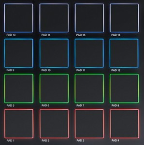 Some awesome feeling MPC style drum pads