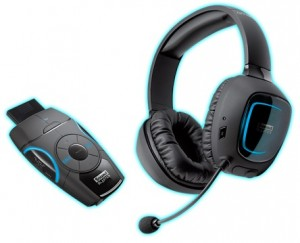 Aside the fancy name, this wireless gaming headset is great