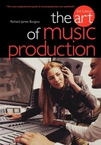 A solid book about music production