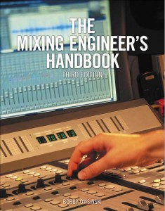 A great book for those interested in mixing tunes