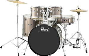 A higher price but high quality drum set