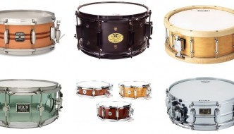 The Top 10 Best Snare Drums on Earth