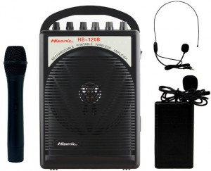 A great portable PA system