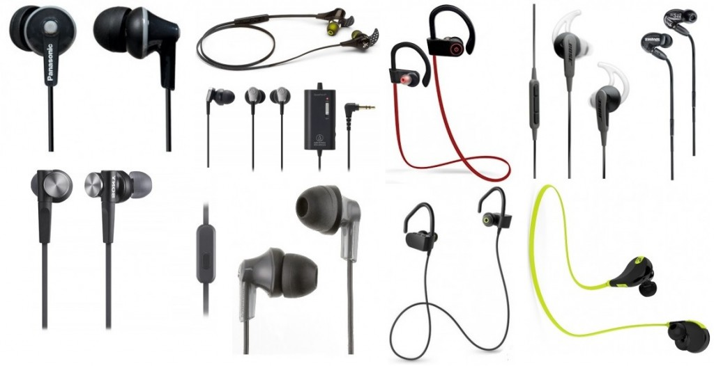 We review the best earbuds under 100 dollars