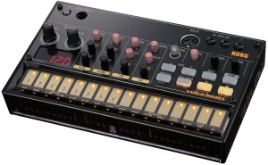 A solid analog drum machine